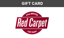 Red Carpet Gift Card