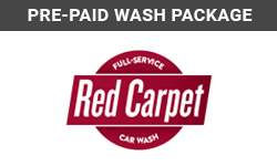 Product: Pre-Paid Wash Package
