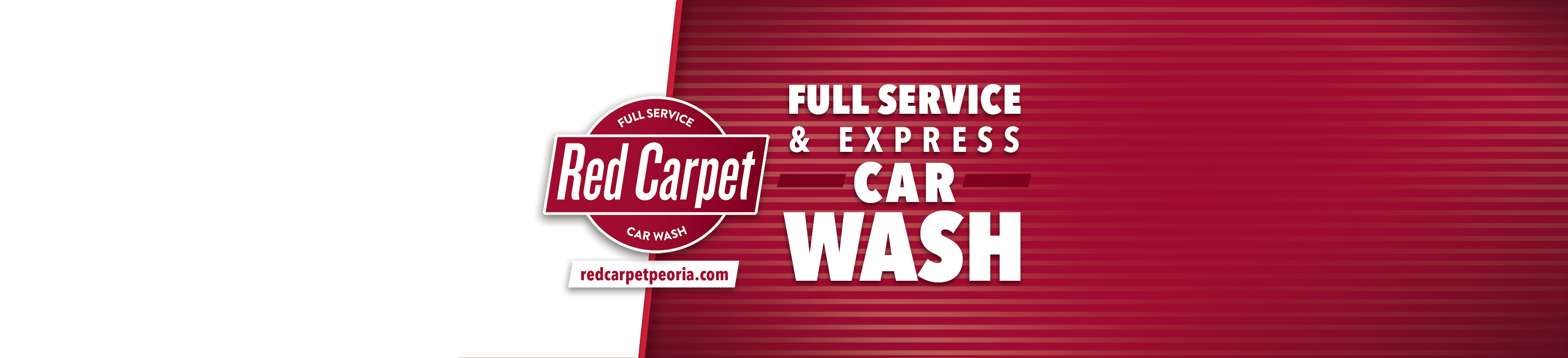 Full Service & Express Car Wash